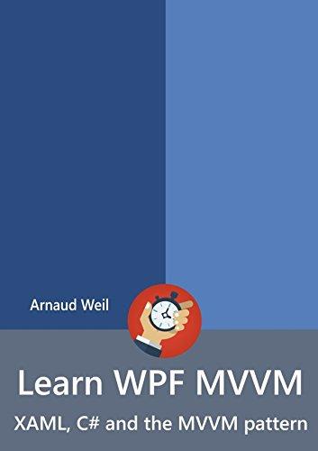 Learn WPF MVVM - XAML, C# and the MVVM pattern (LLB.INFORMATIQ)