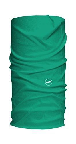 H.A.D. écharpe Multifonction pour, Vert Spectra, Taille Unique