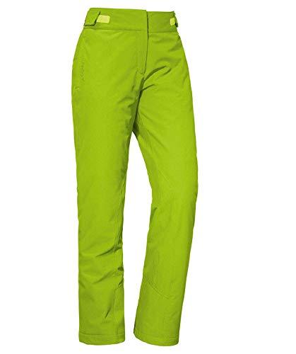 Schöffel Damen Skihose/Thermohose Ski Pants Pinzgau1 grün (400) 40