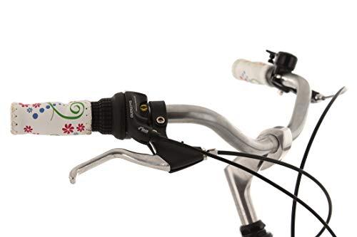 "KS Cycling Beachcruiser Damenfahrrad 26"" Bellefleur 6Gänge RH40cm - 5"