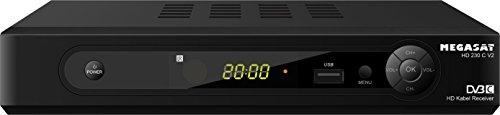 MegaSat 0201118 HD 230C V2 Kabel schwarz