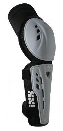 iXS Sports Division - Maillot de Ciclismo Infantil, tamaño XS, Color Blanco