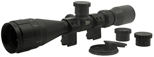 BSA Sweet .22, 3-9x40mm – The Duplex Reticle Rifle Scope!