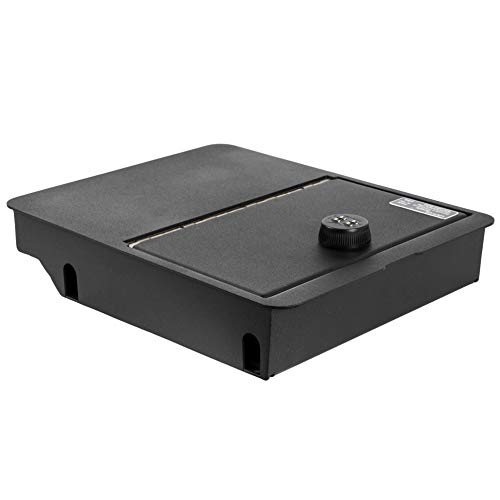 Lock'er Down Console, LD2058, Keep Personal Items Secure and Organized in Car, Vehicle Safe Compatible With Dodge Ram 2006-2008, 1500, 2500, and 3500 and 2019 Except 1500 Under Front Seat