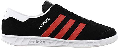 adidas Hamburg Scarpa black/red