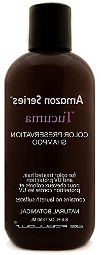 Lim-style Amazon Series Tucuma Color PreservaShampoo oz. 32 fl. SEAL limited product Year-end annual account