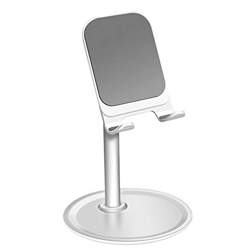 Liamostee aluminium telefoon universele bureau tafel tafel standaard houder rek voor mobiele telefoon tablet