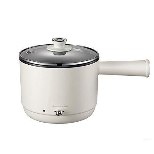 DYXYH Cuisinière électrique petit dortoir étudiant Pot Petit Pot avec multi-fonction des ménages Pâtes Cuisinière Mini Simple Cuisinière électrique (Color : A)