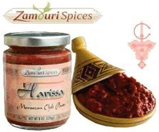 Harissa Paste 6.0 Oz By Zamouri Spices