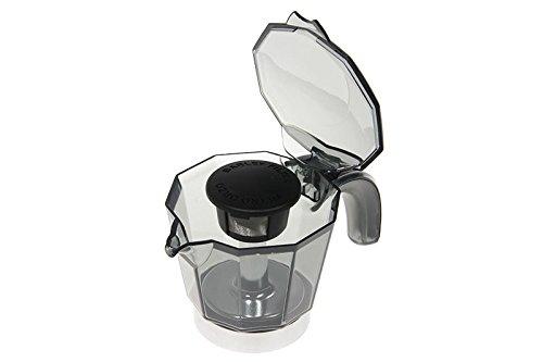 Kanne 7313285559 Kompatibel mit DeLonghi EMKP 42.B ALICIA Espressokocher