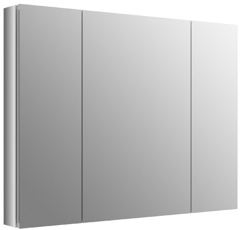 Kohler Verdera 40' W x 30' H Aluminum Mirrored Medicine Cabinet (K-99010-NA)