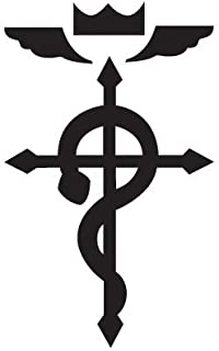 Fullmetal Alchemist Brotherhood: Flamel Temporary Tattoo by FullMetal Alchemist
