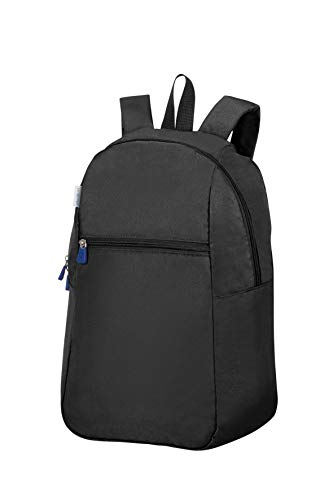 Samsonite Global Travel Accessories: Foldable Mochila tipo casual 44 centimeters 1 Negro
