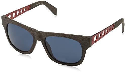 Diesel DL0131 5350V Diesel Sonnenbrille DL0131 50V 53 Cateye Sonnenbrille 53, Braun