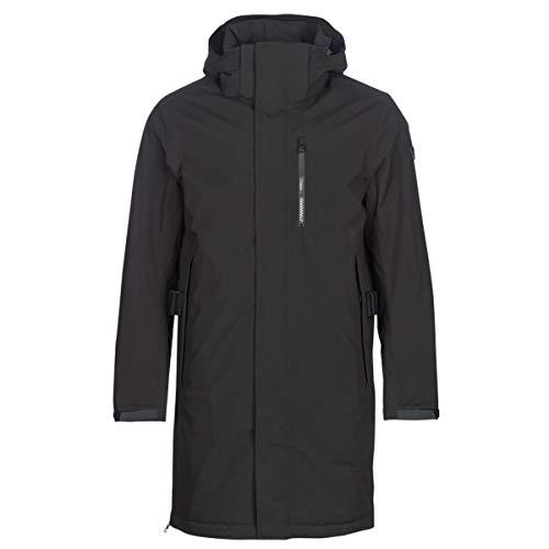 Aigle MARNWIN Parka Coats Men Black - L - Parkas