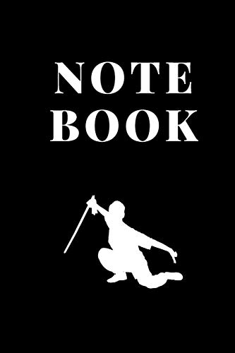 Notebook Karate Journal: Lined Journal Notebook Notepad Diary To Write In