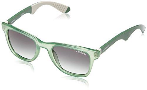 Carrera 6000/R YR Gafas de sol, Green Rubber Grey, 51 Unisex-Adulto