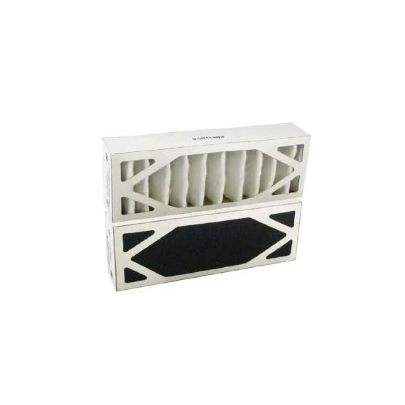 "Filters fast 611d r air cleaner filter replacement for bionaire 611d 1 approximate dimensions of 3 1/2"" x 9 7/8"" x 2"". For models lp1000, lp1500h, 83130 depending on air quality and usage replace every 3-6 months"