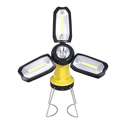 Dastrues Portable LED Camping Lights COB Rechargeable Camping Lantern 1200mAh Tent Flashlight Work Light Outdoor Car Repairing by