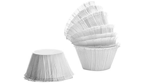 sunlines Muffinförmchen 7,5 cm 50 Stück, Papier, Coffee-Creme, 120 x 100 cm, Einheiten