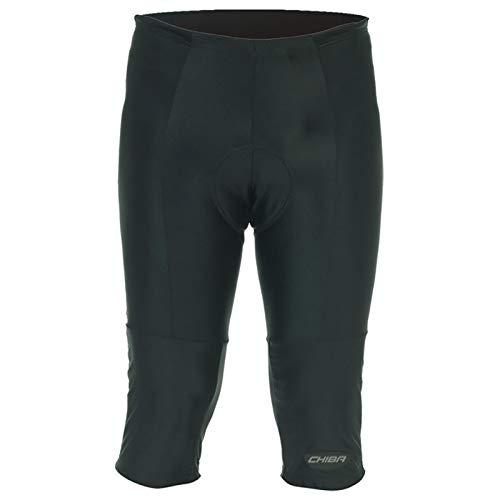Chiba Short de 3/4 Polyamide Pantalon pour Homme XXL Noir