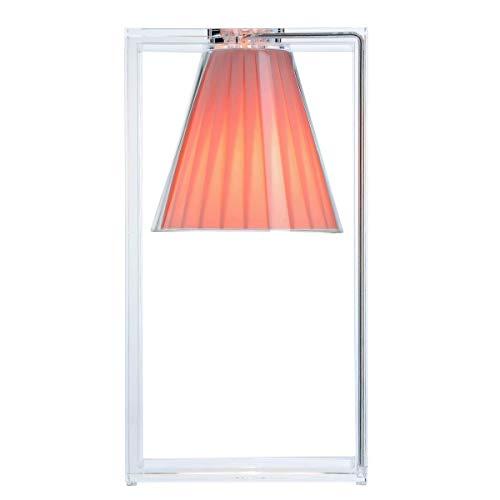 Kartell Tischlampe Light-Air, rosa 9110RO