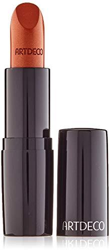 ARTDECO Perfect Color Lipstick, Lippenstift braun, orange, Nr. 857, pearly copper