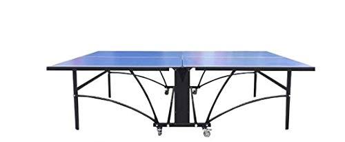 Softee Equipment Mesa Tenis DE Mesa Exterior SILOLI - Color Gris Y Azul