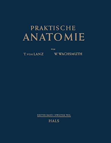 Praktische Anatomie: Hals: Bd. I/2