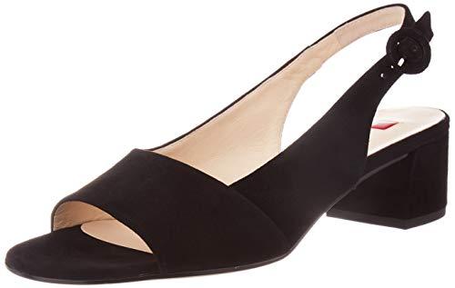 HÖGL Damen Joy Schwarz 4 9-102112 Sandaletten