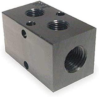 F Cole-Parmer AO-31522-47 Nylon Manifold; 6 Outlets; 1//2 Inlet Npt