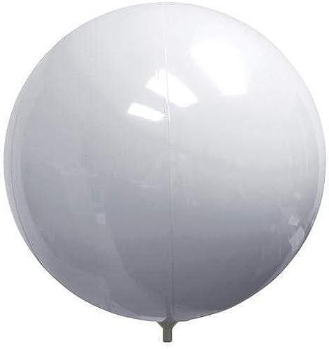 Gizmo Ballons (UKSG6) 35216 Vinyl-Ballon, 91,4 cm, silberfarben