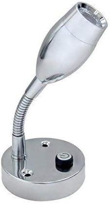 Dream Lighting Latest item 12V LED Bedside Lamp Reading sale -Bullet Light Shape