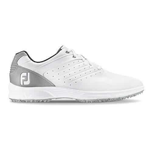 FootJoy Men's FJ ARC SL-Previous Season Style Golf Shoes White 10 W US