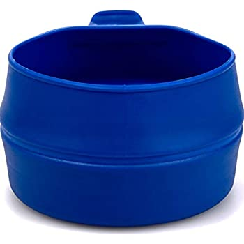 Wildo Green Tasse Pliante Bleu Taille Unique