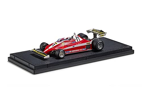 GP REPLICAS Modelo A Escala Compatible con Ferrari 312 T3 N.11 1978 C.REUTEMANN 1:43 GP43-022A