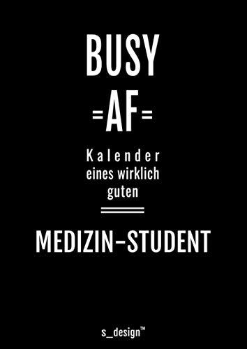 Kalender 2021 für Medizin-Studenten / Medizin-Student: DIN A4 Tagesplaner / Wochenplaner / Terminkalender für das ganze Jahr: Termin-Planer / ... von 7 bis 21 Uhr (4 Termine pro Stunde)