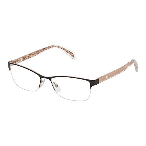 Tous VTO348540483 Gafas, MARRON, 54/17/135 para Mujer