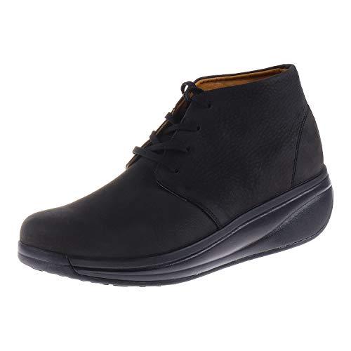 JOYA Herrenschuhe Komfortschuh Stiefel Manchester Black 013cas4123h1206 (41.5)