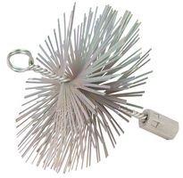 Silverline 366706 - Cepillo de alambre en forma de espiral (