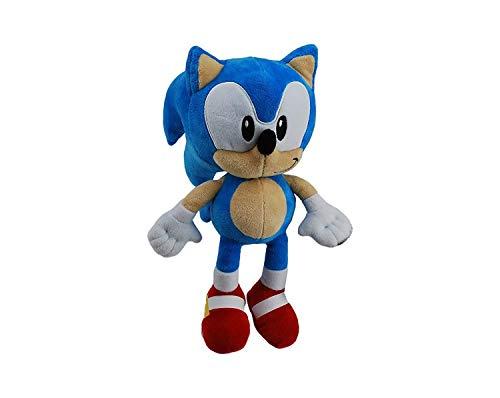 Sonic The Hedgehog 28cm Soft Toy Genuine Licensed