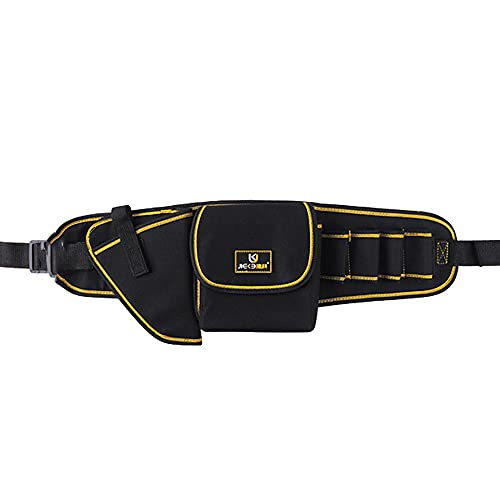 Kit de herramientas manuales y eléctricas, bolsas para herramientas, bolsas para herramientas multifunción, riñoneras, cinturones para herramientas multibolsillos, bolsas de tela Oxford