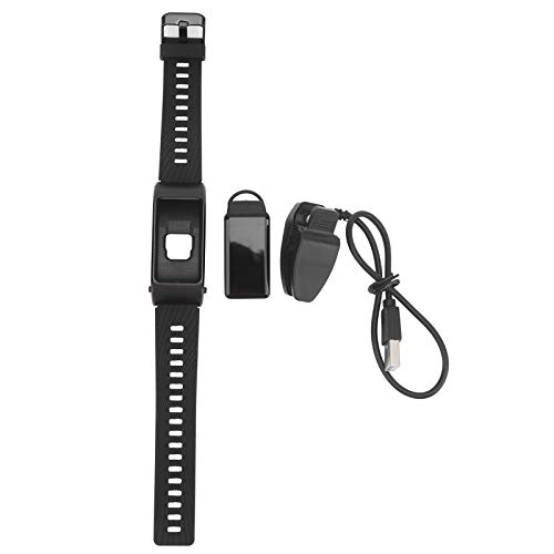 Snufeve6 Pulsera Inteligente para Auriculares, Smartband Deportivo Start Voice Assistant Smart para Miembros de la Familia para Conducir o Trabajar
