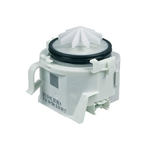 Ablaufpumpe Solo mit Bajonettbefestigung für Spülmaschine 54 Volt Bosch 00611332
