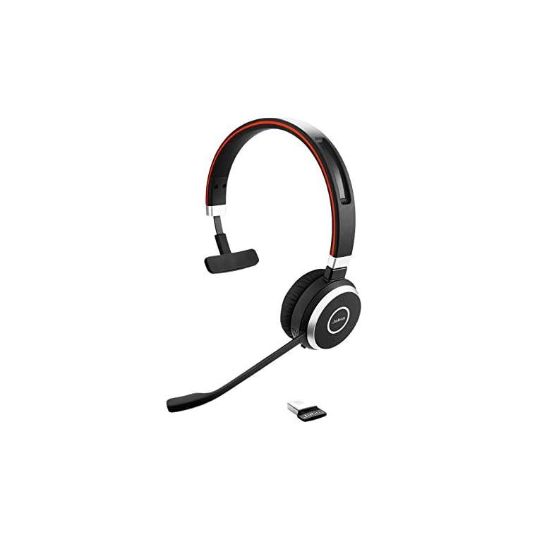 Jabra Evolve Mono Casque audio