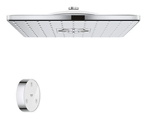 GROHE Douche de Tête 2 jets Rainshower SmartConnect 310 Cube 26643000 (Import Allemagne)