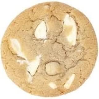 Otis Spunkmeyer Gourmet White Chocolate Macadamia Nut Bagged Cookie Dough, 5 Pound -- 4 per case.
