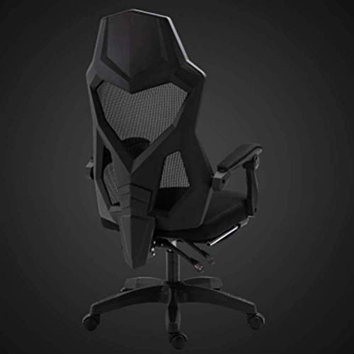 Office Chairs Ergonomic Gaming Chair,High Back Computer Chair Home Office Desk Chair Floor Mesh Recliner with Adjustable Armrest Rolling Swivel Task Chair for Adults Women Men (Col