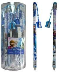 Charlotte Mall Disney Frozen 2 Pack Jumbo Sharpener with Free shipping Pencil Pencils