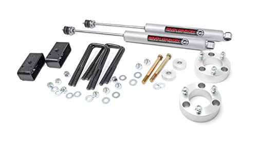 "Rough Country 3"" Lift Kit (fits) 2005-2020 Tacoma 